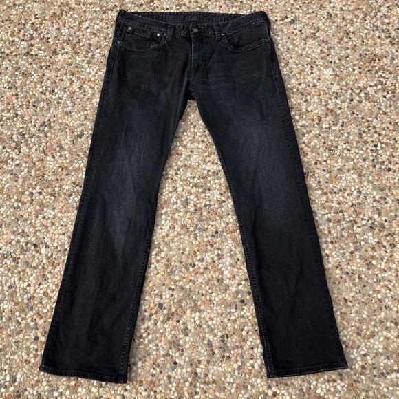 PEPE JEANS Men/'s Kingston Regular Fit Straight Leg New One Wash,Mid Blue,Dark ..